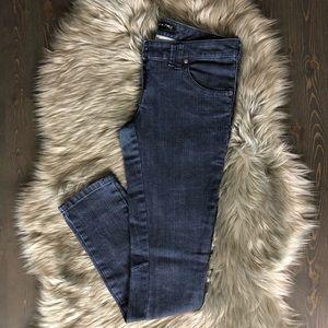 River Island Dark Wash Jeans Size 10